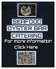 oyster catering
